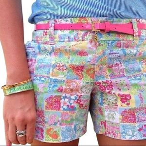 Lilly Pulitzer State Of Mind Callahan Shorts